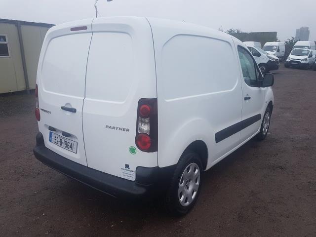 2015 Peugeot Partner HDI SE L1 850 (152D19641) Image 8