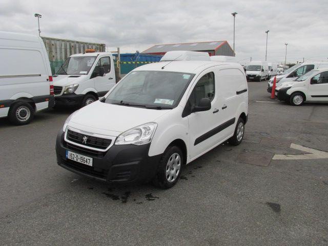 2015 Peugeot Partner HDI SE L1 850  - 3  SEATER  (152D19647) Image 3