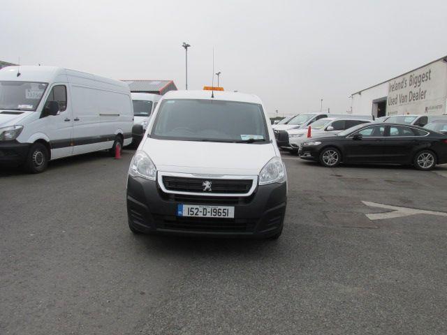 2015 Peugeot Partner HDI S L1 850 (152D19651) Image 8