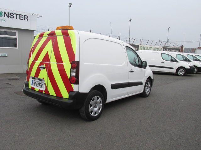 2015 Peugeot Partner HDI S L1 850 (152D19651) Image 3