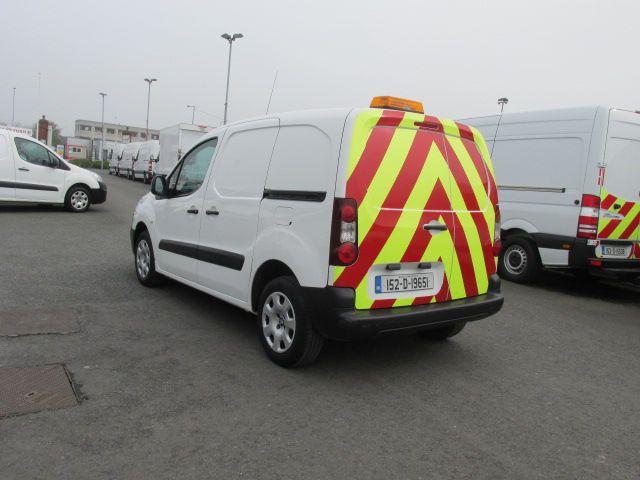 2015 Peugeot Partner HDI S L1 850 (152D19651) Image 5