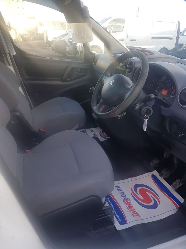 2015 Peugeot Partner HDI S L1 850 (152D19652) Image 8