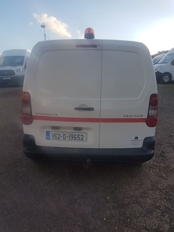 2015 Peugeot Partner HDI S L1 850 (152D19652) Image 11