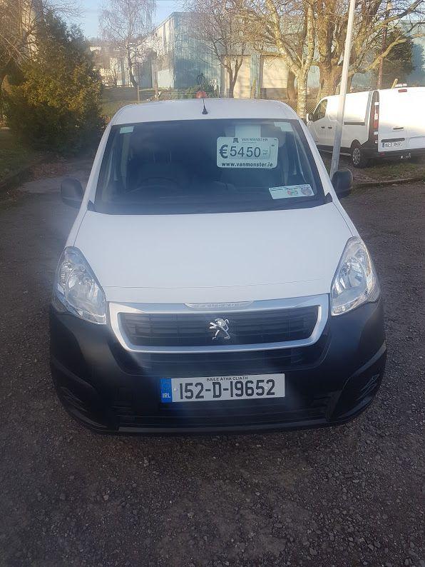2015 Peugeot Partner HDI S L1 850 (152D19652) Image 2