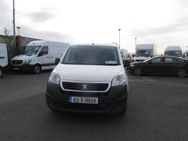 2015 Renault Master III FWD LM35 DCI 125 Business 3DR (152D19653) Image 8