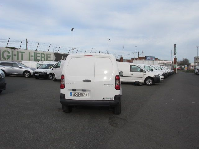 2015 Renault Master III FWD LM35 DCI 125 Business 3DR (152D19653) Image 4