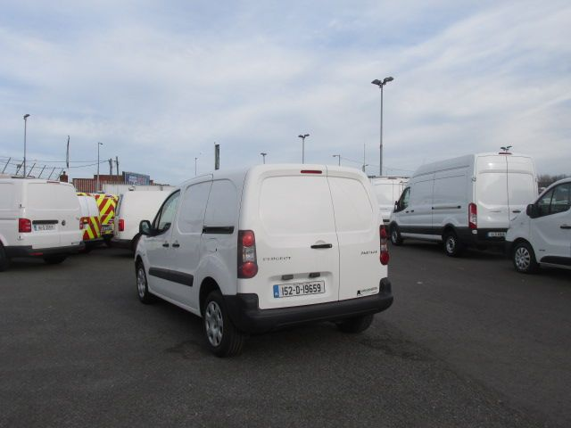 2015 Renault Master III FWD LM35 DCI 125 Business 3DR (152D19653) Image 5