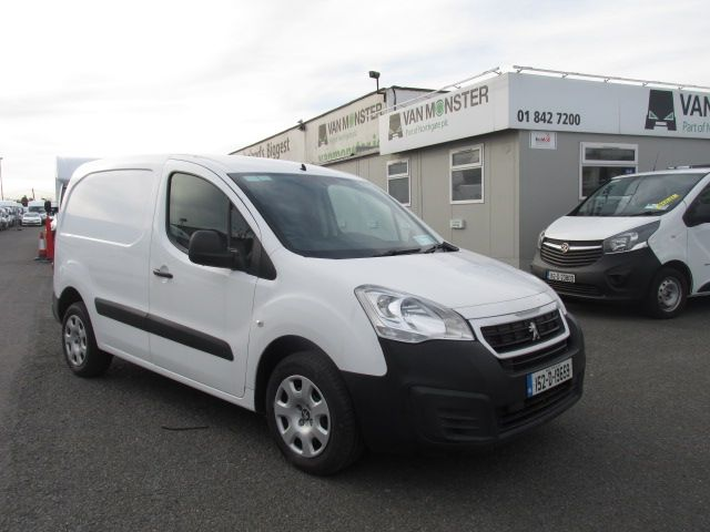 2015 Renault Master III FWD LM35 DCI 125 Business 3DR (152D19653) Image 1
