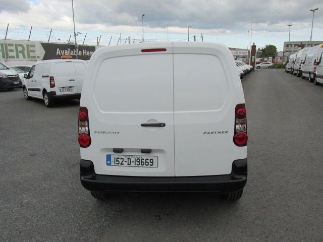 2015 Peugeot Partner HDI S L1 850 (152D19669) Image 4