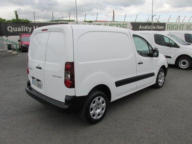 2015 Peugeot Partner HDI S L1 850 (152D19669) Image 3
