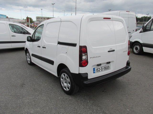 2015 Peugeot Partner HDI S L1 850 (152D19669) Image 6