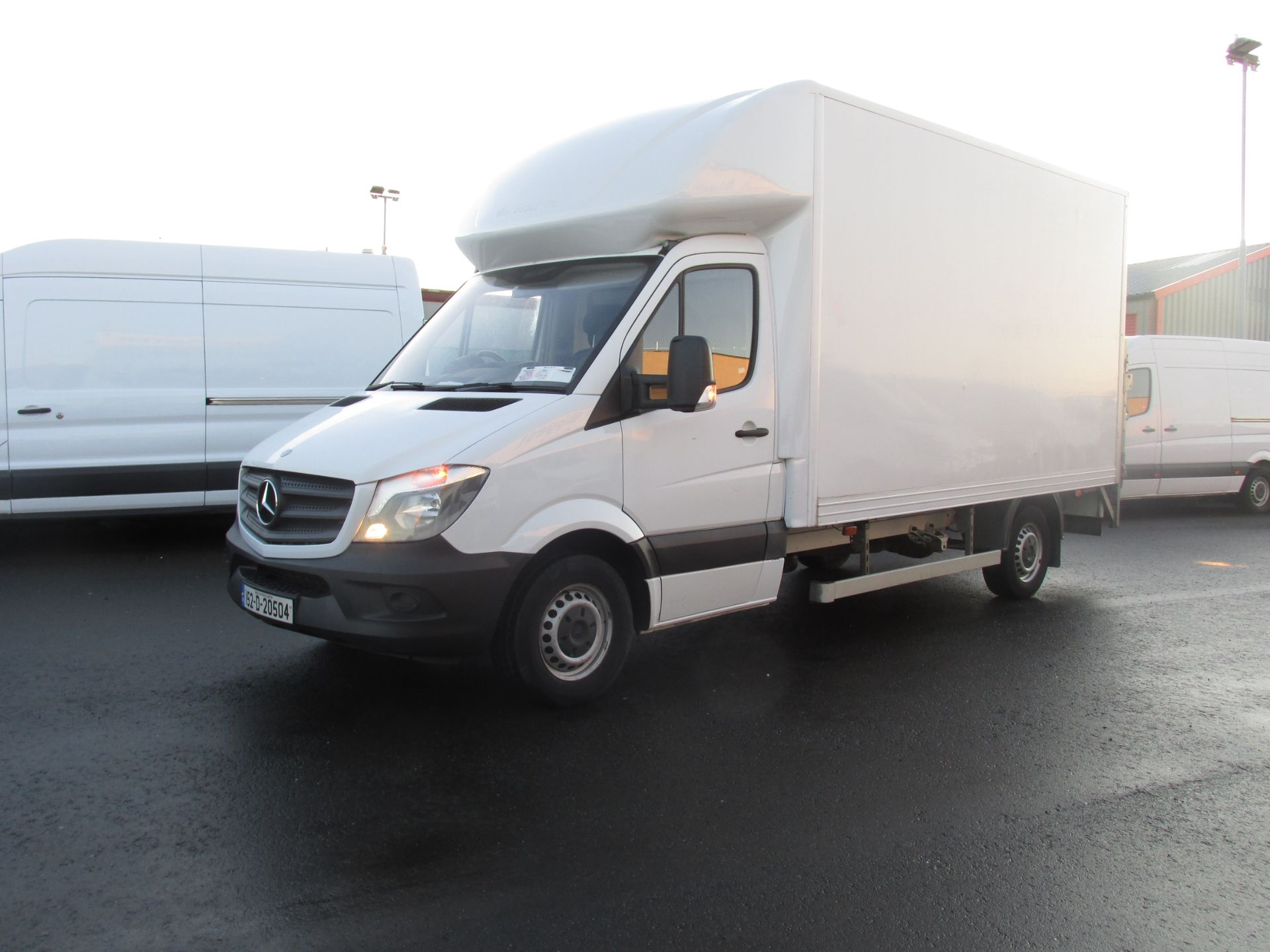 2015 Mercedes-Benz Sprinter 313 CDI (152D20504) Image 7