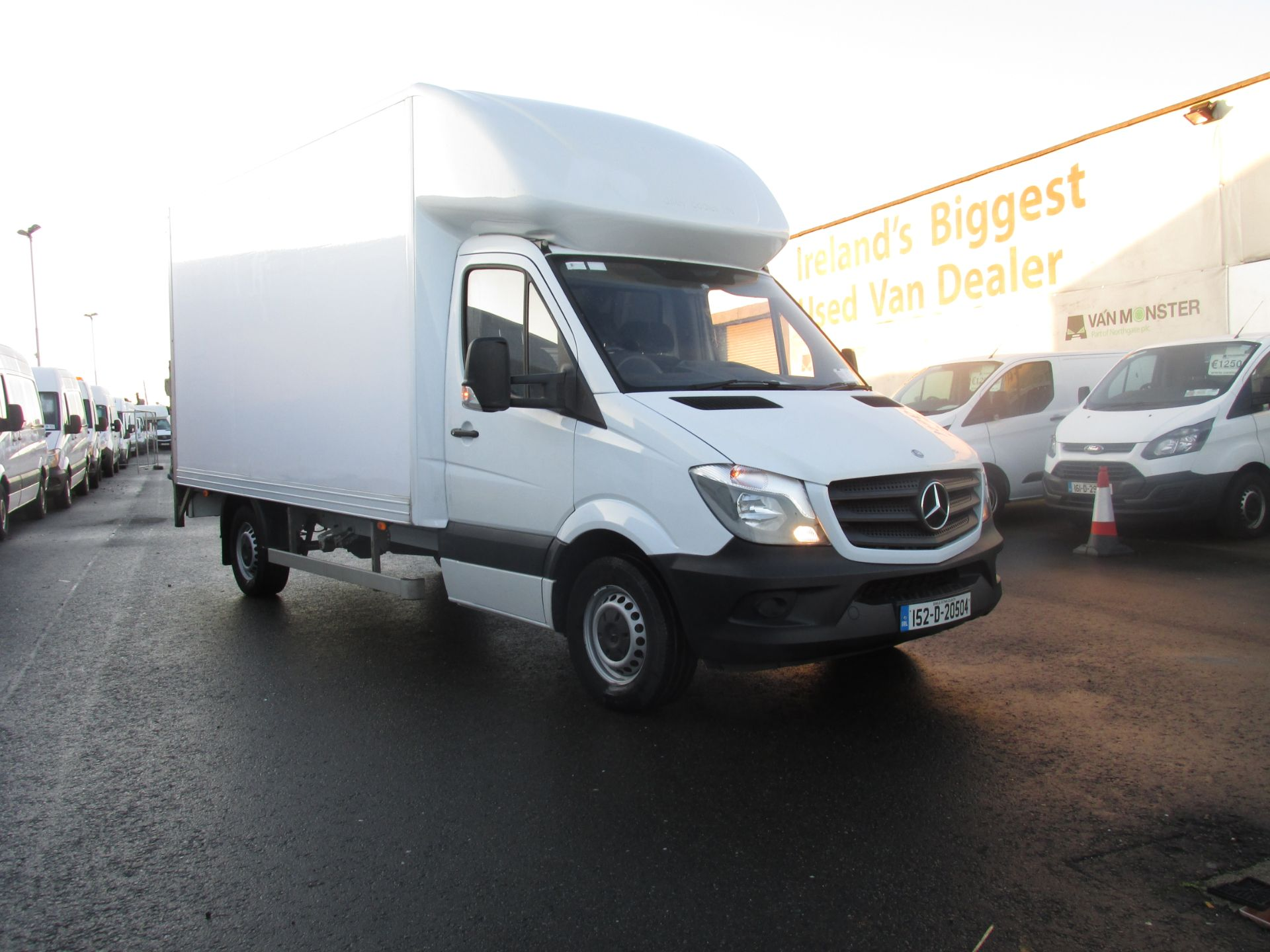 2015 Mercedes-Benz Sprinter 313 CDI (152D20504)