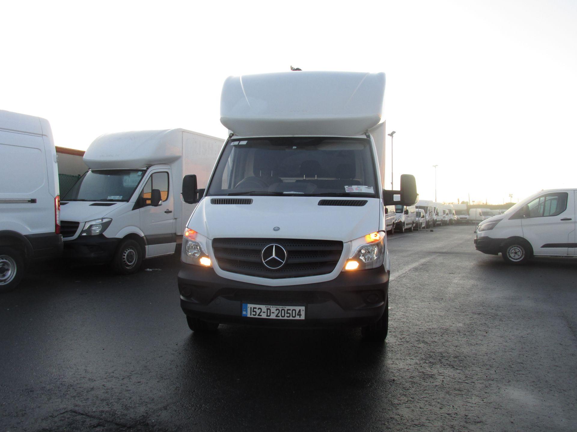 2015 Mercedes-Benz Sprinter 313 CDI (152D20504) Image 8