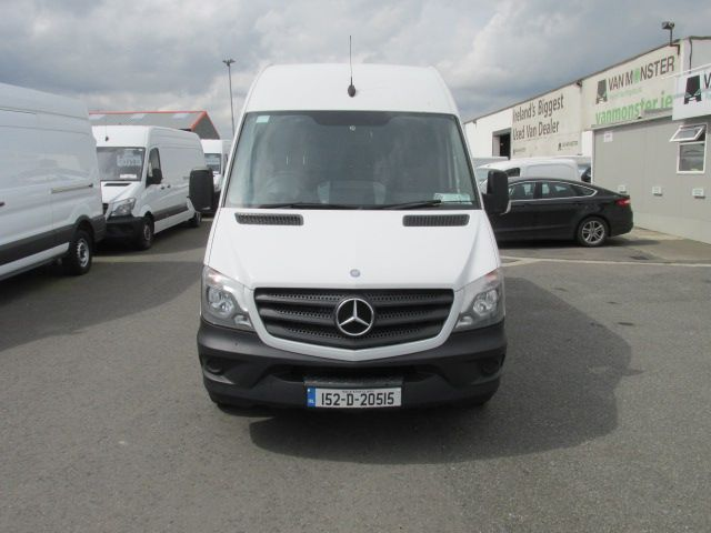 2015 Mercedes Sprinter 313 CDI (152D20515) Image 2
