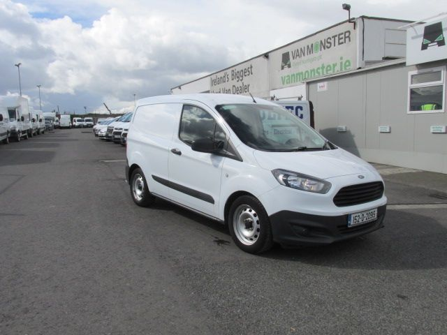 2015 Ford Transit Courier VAN Base 75PS 3DR (152D20915)