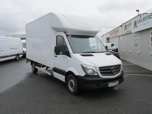 2015 Mercedes Sprinter 313 CDI (152D20926) Image 1