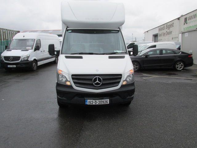 2015 Mercedes Sprinter 313 CDI (152D20926) Image 2