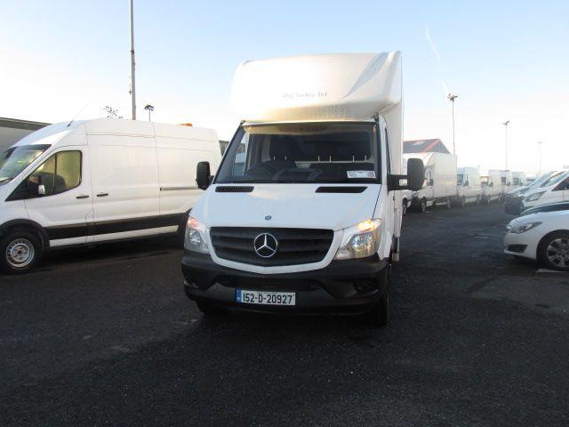 2015 Mercedes Sprinter 313 CDI - Luton Box - Tail  Lift - (152D20927) Image 10