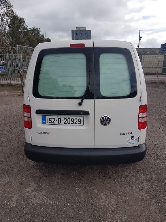 2015 Volkswagen Caddy C20 TDI STARTLINE (152D20929) Image 11