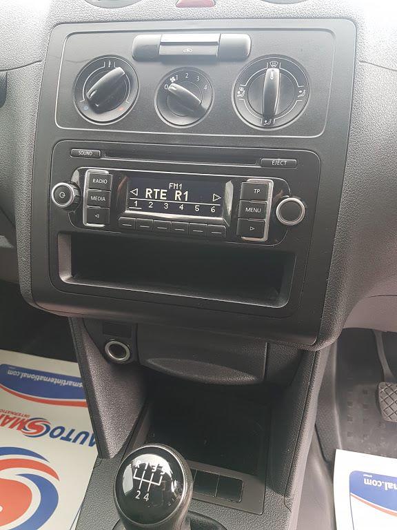 2015 Volkswagen Caddy C20 TDI STARTLINE (152D20929) Image 5