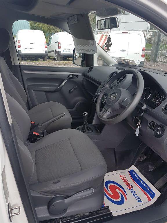 2015 Volkswagen Caddy C20 TDI STARTLINE (152D20929) Image 8