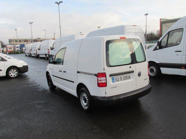 2015 Volkswagen Caddy C20 TDI STARTLINE (152D20934) Image 5