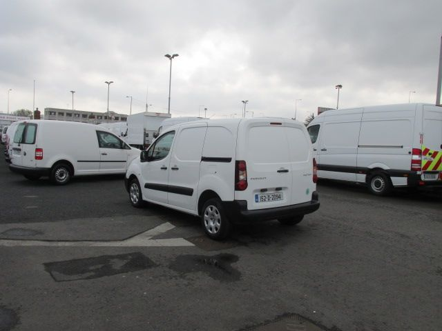 2015 Peugeot Partner Access 1.6 HDI 92 3DR (152D20941) Image 5