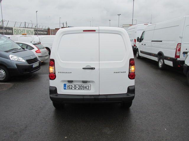 2015 Peugeot Partner Access 1.6 HDI 92 3DR (152D20943) Image 4