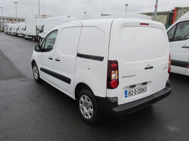 2015 Peugeot Partner Access 1.6 HDI 92 3DR (152D20943) Image 6