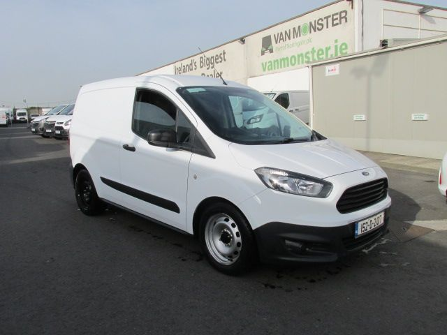 2015 Ford Transit Courier VAN BASE 75PS 3DR (152D21017)