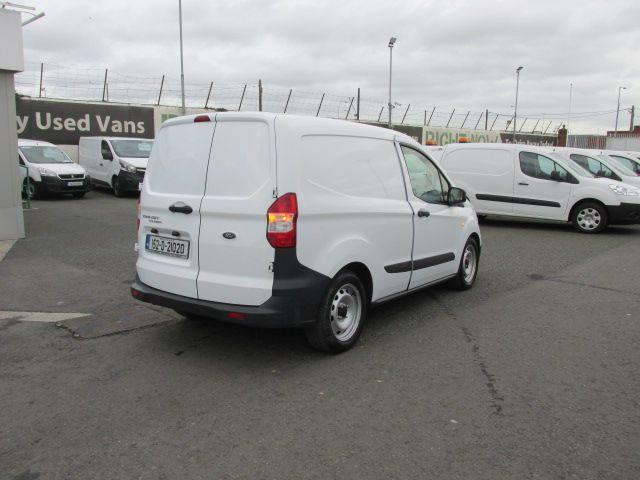 2015 Ford Transit Courier VAN BASE 75PS 3DR (152D21020) Image 3