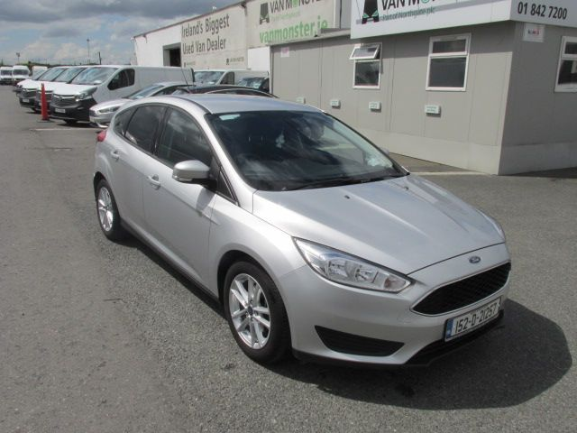 2015 Ford Focus 1.6tdci 95PS VAN 4DR (152D21257)