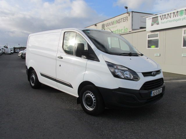 2015 Ford Transit Custom 290 LR P/V   SALE - MARCH SPECIAL  (152D21437)