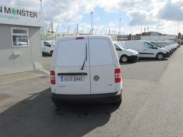2015 Volkswagen Caddy C20 TDI STARTLINE (152D21445) Image 4