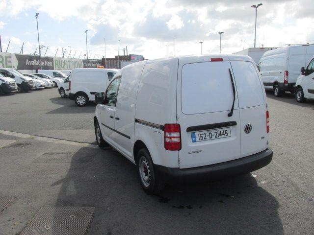 2015 Volkswagen Caddy C20 TDI STARTLINE (152D21445) Image 6