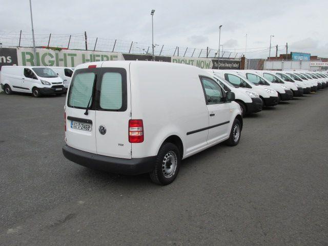 2015 Volkswagen Caddy C20 TDI STARTLINE (152D21468) Image 10