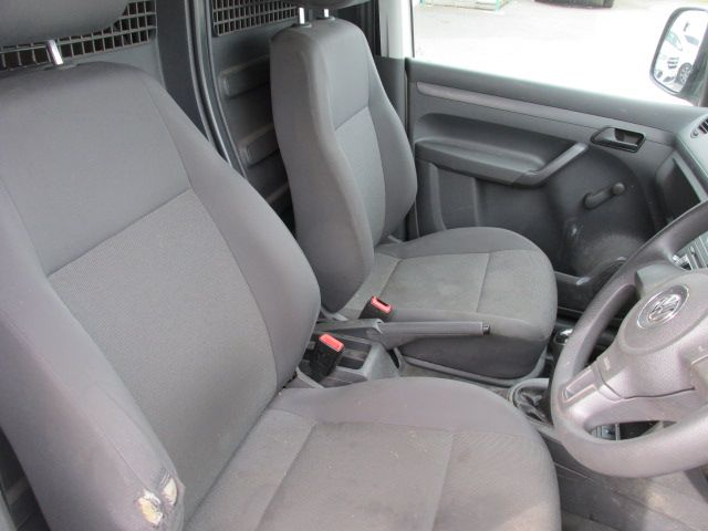 2015 Volkswagen Caddy C20 TDI STARTLINE (152D21468) Image 12