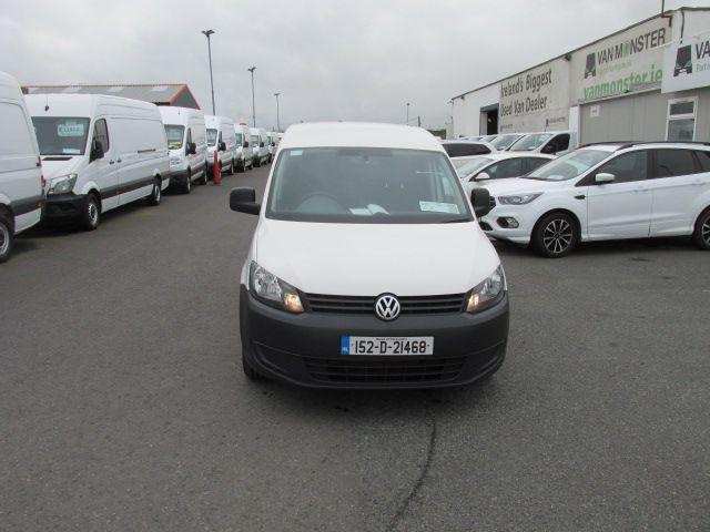 2015 Volkswagen Caddy C20 TDI STARTLINE (152D21468) Image 2