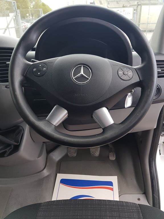 2015 Mercedes-Benz Sprinter 313/36 CDI VAN 5DR (152D21487) Image 4