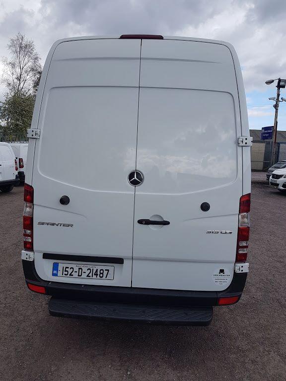 2015 Mercedes-Benz Sprinter 313/36 CDI VAN 5DR (152D21487) Image 9