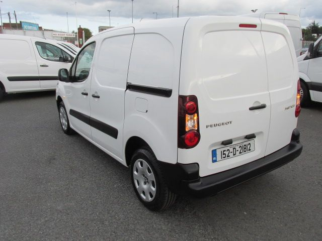2015 Peugeot Partner Access 1.6 HDI 92 3DR (152D21812) Image 6