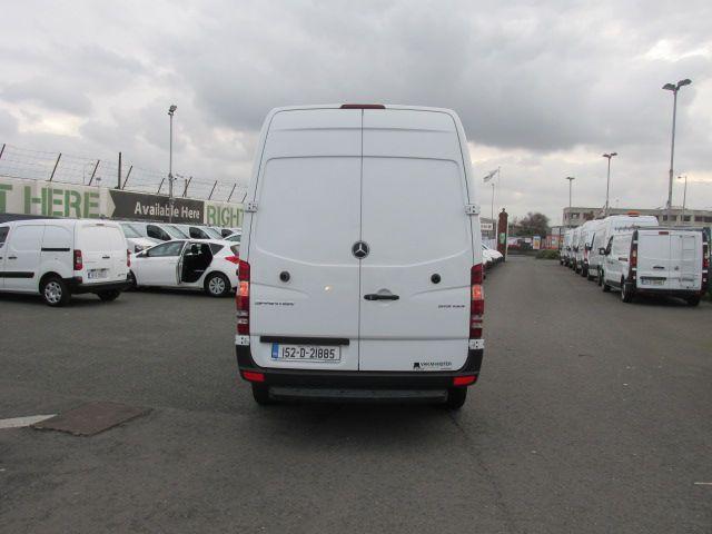 2015 Mercedes-Benz Sprinter 313 CDI (152D21885) Image 4