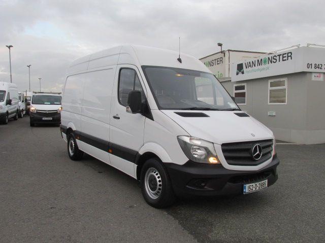 2015 Mercedes-Benz Sprinter 313 CDI (152D21885) Image 1