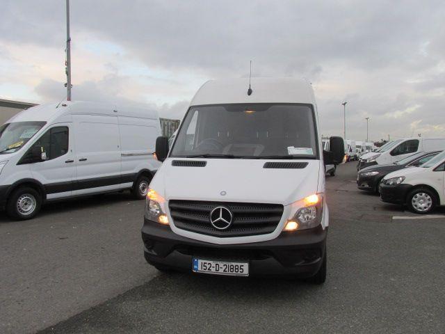 2015 Mercedes-Benz Sprinter 313 CDI (152D21885) Image 8
