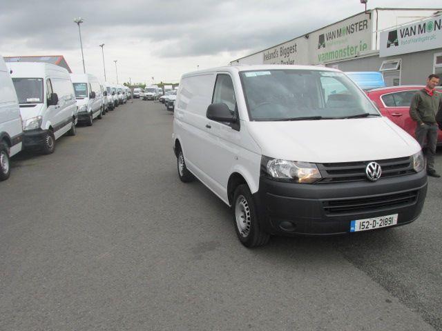 2015 Volkswagen Transporter T28 TDI P/V STARTLINE (152D21891)