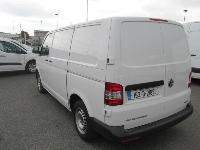 2015 Volkswagen Transporter T28 TDI P/V STARTLINE (152D21891) Image 6