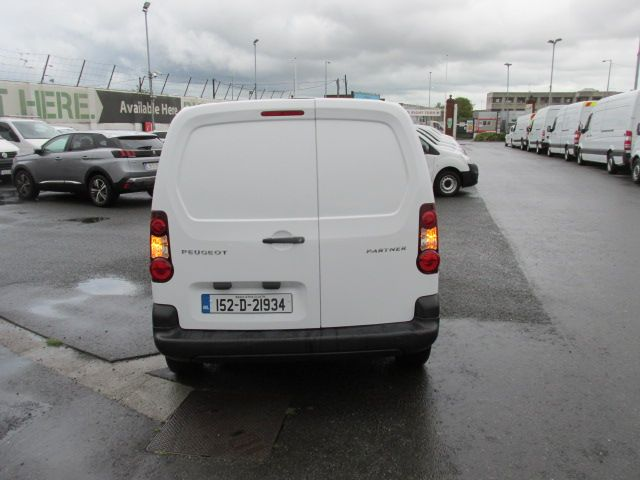 2015 Peugeot Partner Access 1.6 HDI 92 3DR (152D21934) Image 4
