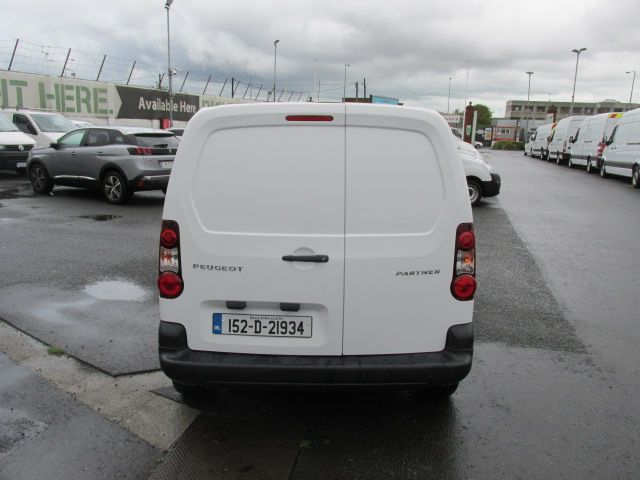 2015 Peugeot Partner Access 1.6 HDI 92 3DR (152D21934) Image 5