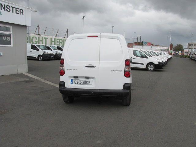 2015 Peugeot Partner Access 1.6 HDI 92 3DR (152D21935) Image 4